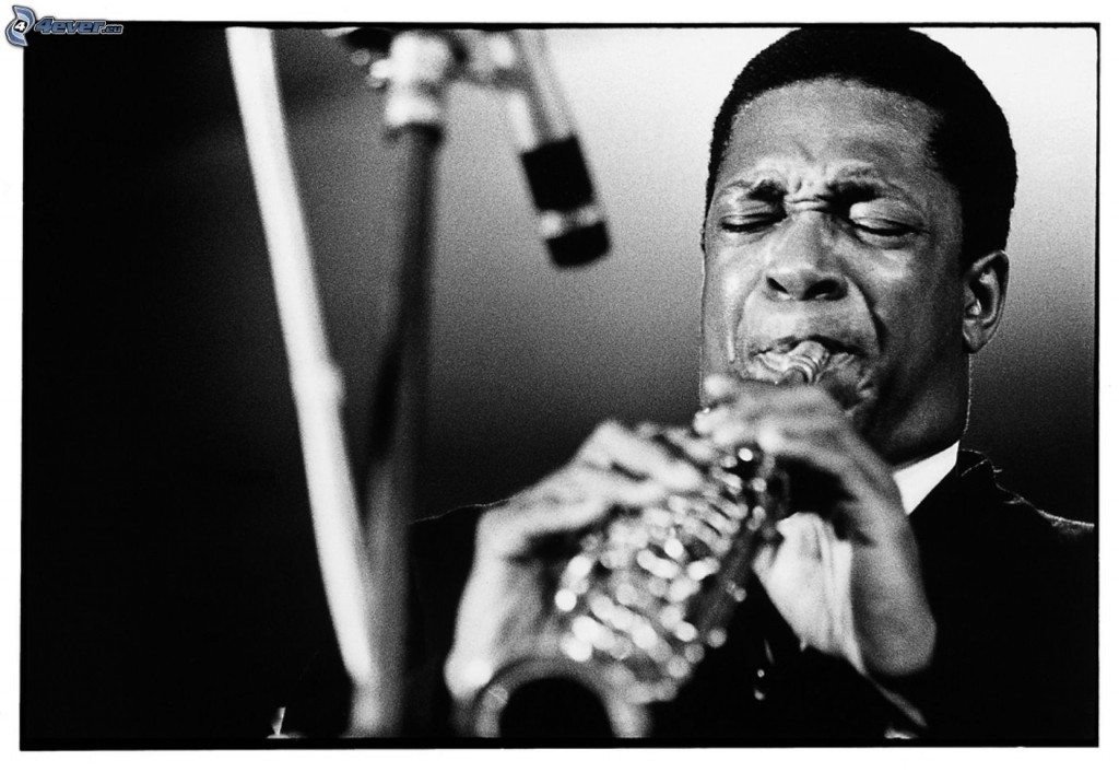 [pictures.4ever.eu] john coltrane, jazz, trumpet 165474